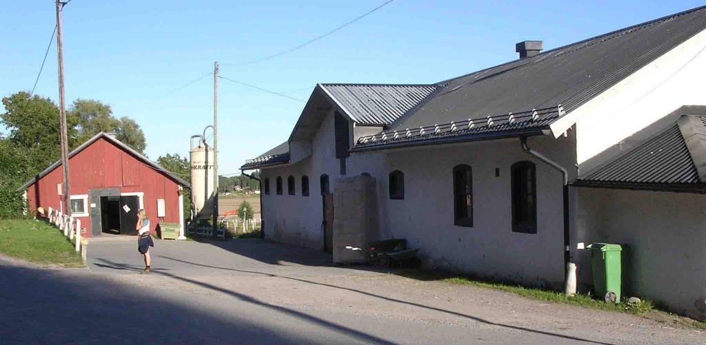 Stora stallet är byggt år 1865